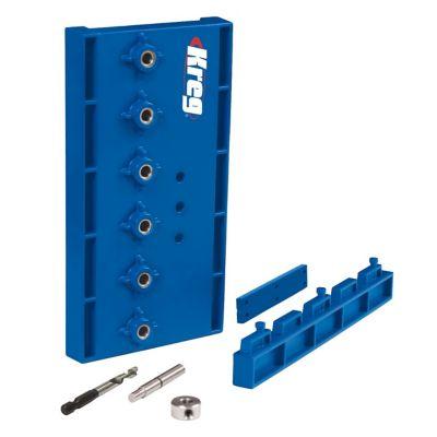 Plantilla Sistema 32 para Medir y Perforar Agujero de 5mm