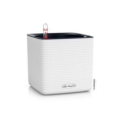 Matera Premium Cube 17cm Blanco
