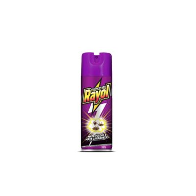 Rayol Spray Matapulgas Y Garrapatas 230 Ml