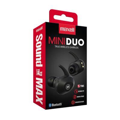 Audifono BT Mini Duo Tws Earbuds Blk