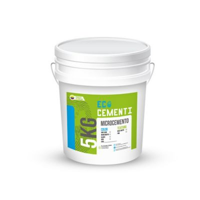 Microcemento Fino Blanco 5 Kg