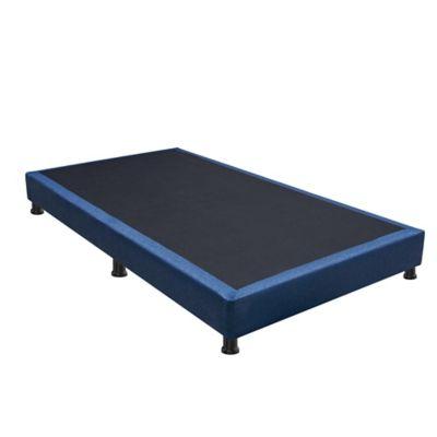 Base Cama Entera 25x140x190 Azul