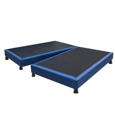 Base Cama Dividida 25x140x190 Azul