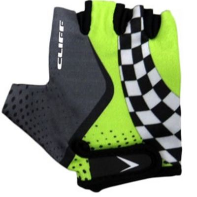 Guantes Cliff Kids Yellow Talla M