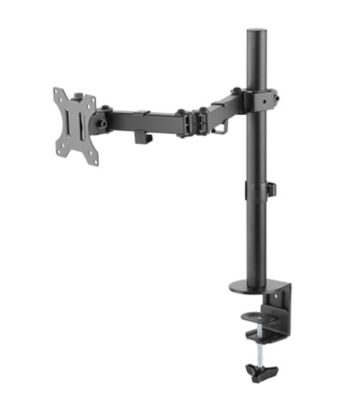 Brazo Monitor Sencillo Doble Articulable 13-27 Pulgadas