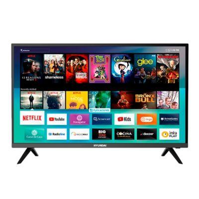 Televisor 32 Pulgadas HD LED  HYLED3246NiM Negro
