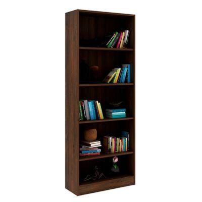 Biblioteca Rosana 160x59.8x25.5 Rustico