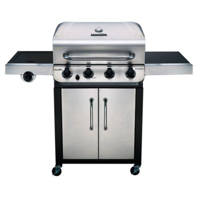 Asador A Gas 4 Quemadores + Lateral Performance Series