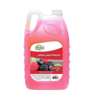 Jabon Liquido Frutos Rojos x10000ml Kleine