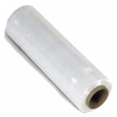 Rollo Vinipel Stretch Plástico 15cm X 400mt