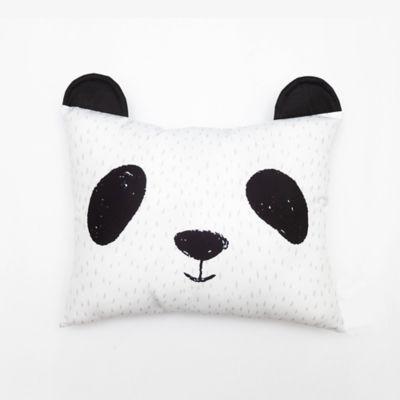 Cojín Oso Panda Antifluido 27x34 cm