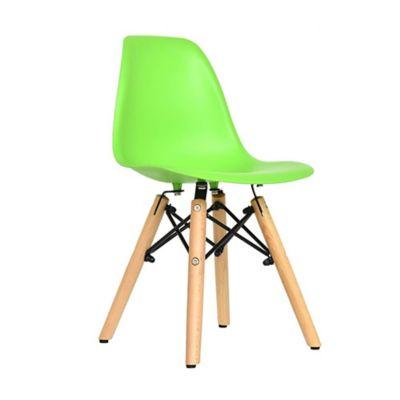 Silla Eames Kids 27x56.5x30 Verde