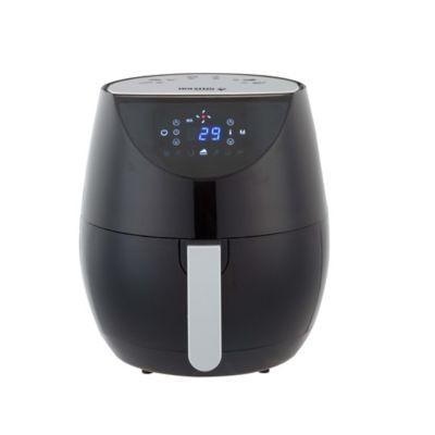 Freidora de Aire Digital de 4.5l Negro