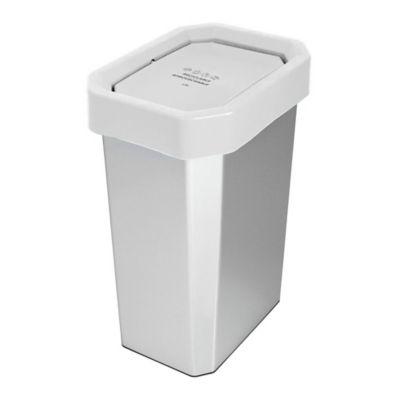 Caneca Estrabins Vaiven 26 Litros Blanco Reciclable