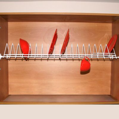 Locero Para Mueble  Blanco 70x19.2x14 cm