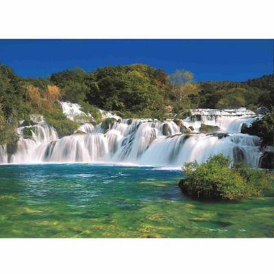 Fotomural Krka Falls 368x254 cm