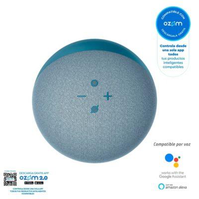 Altavoz Inteligente Echo Dot de 4Ta Generación Azul