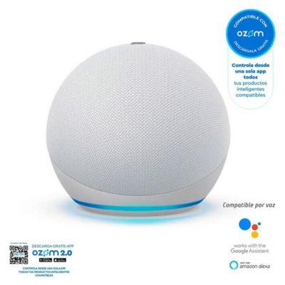 Altavoz Inteligente Echo Dot de 4Ta Generación Blanco