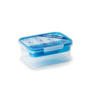 Recipiente 1.5 Litros Lonchera Pila Gel Azul