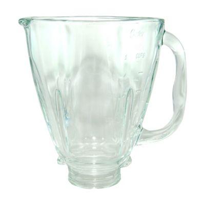 Vaso de Vidrio para Licuadora Oster Tipo Trébol Sin Tapa