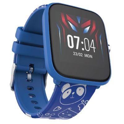 Reloj Inteligente MTWKDS1A Negro Pulso Azul/Blanco
