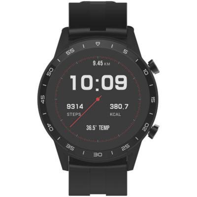 Reloj Inteligente ID Llamadas MTW-2700TH Negro/Naranja