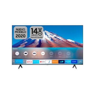 Televisor 55pulg Smart 4k-Uhd