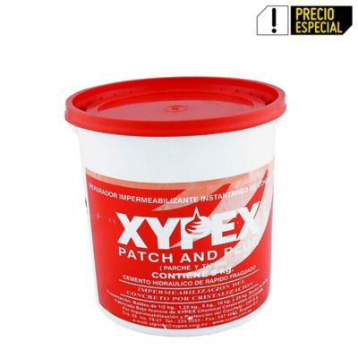 Reparador Impermeabilizante Xypex Patch And Plug 5kg Balde