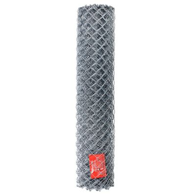 Malla 1.5mt x 10mt Metal 2-1/4 x 2-1/4 2.5mm Eslabonada