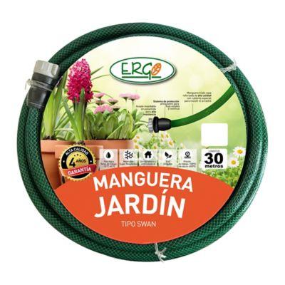 Manguera Tipo Swan 1/2 Pulgada x 30 Mt Verde
