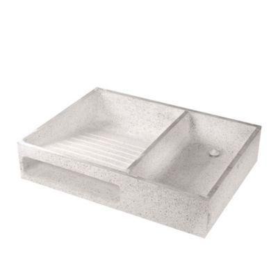 Lavadero 80 cm x 60 cm x 17 cm Granito