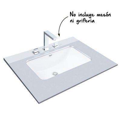 Lavamanos Novara Blanco
