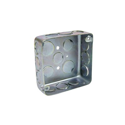 Caja 2400 Cal20 Galvanizada