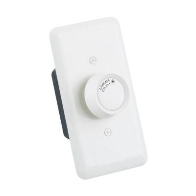Control remoto pared ventiladores blanco