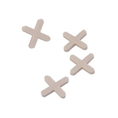 Cruceticas plásticas 3mm P/Baldosa piso (150pzs)