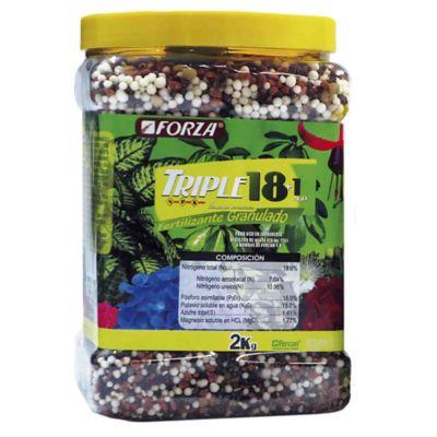 Fertilizante 18-18-18 X 2 Kls