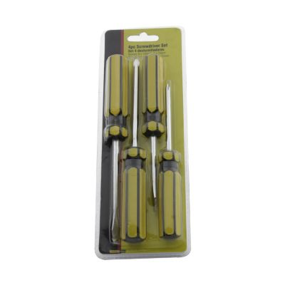 Set destornilladores 4 piezas CC226