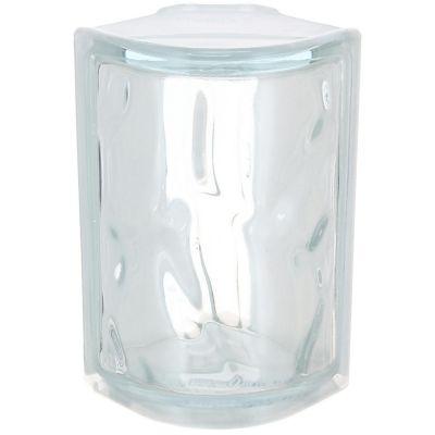 Bloque de Vidrio Esquinero