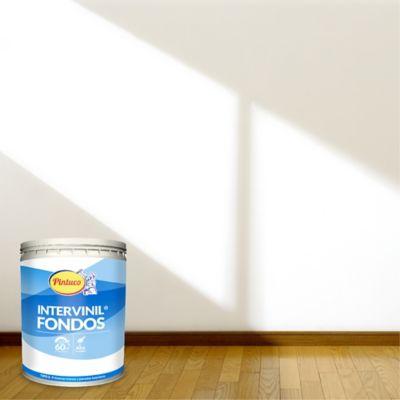 Pintura para Interior Blanco 1/4 Galón