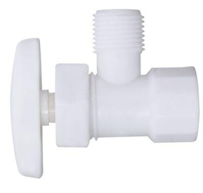 Válvula 1/2 Regulación Plástica