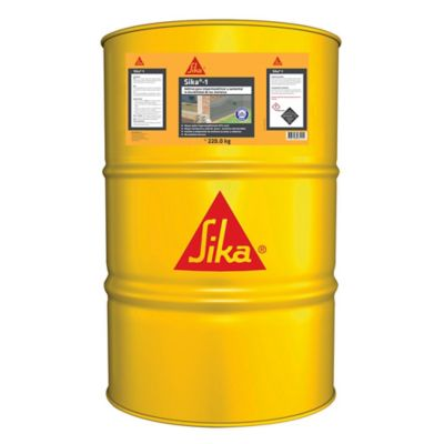 Sika-1 220kg Impermeabilizante Integral Para Morteros