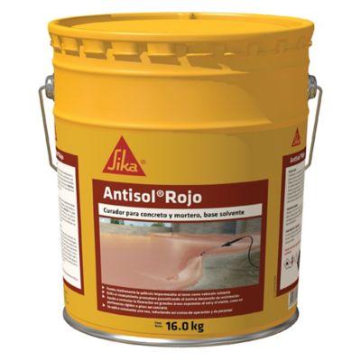 Antisol rojo 16 kilos