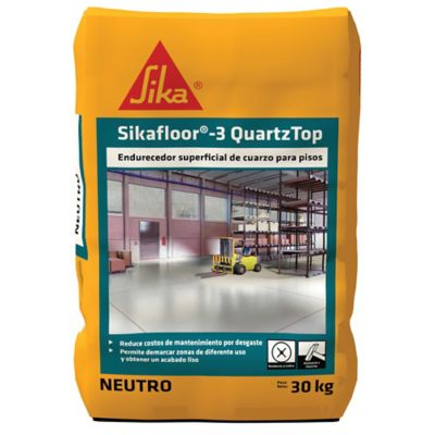 Sika Floor - 3 Quartz Top 30 Kilos Neutro