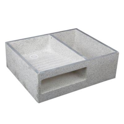 Lavaderos 60 cm x 50 cm x 20 cm Granito Pulido