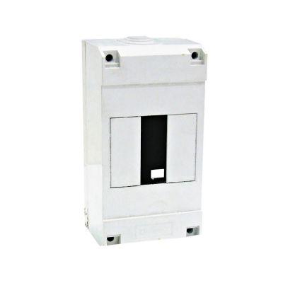 Caja plástica para cortacircuitos atornillables