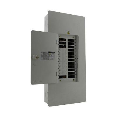 Tablero trifásico 24 circuitos con puerta