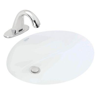 Lavamanos San Lorenzo Para Mueble Blanco