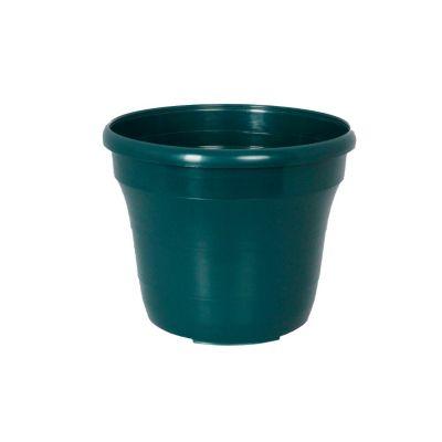 Matera plástica decorativa #36 cm verde
