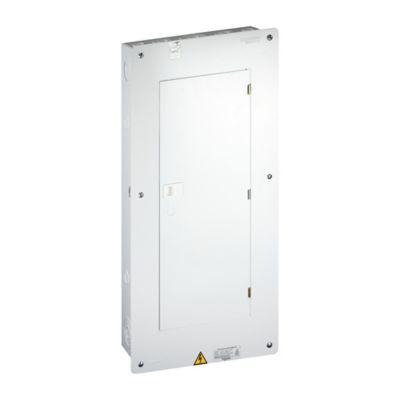 Tablero Trifásico 12 Circuitos con Puerta NTQ-412 SQ