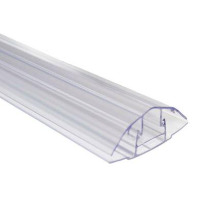 Kit Conector HCP 2.95mt Transparente Tapa Y Base